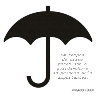 tempos de guarda-chuva